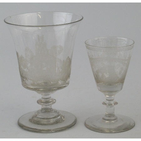 An early 19th Century rummer