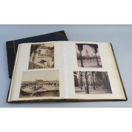 Two late 19th Century albums of photographs