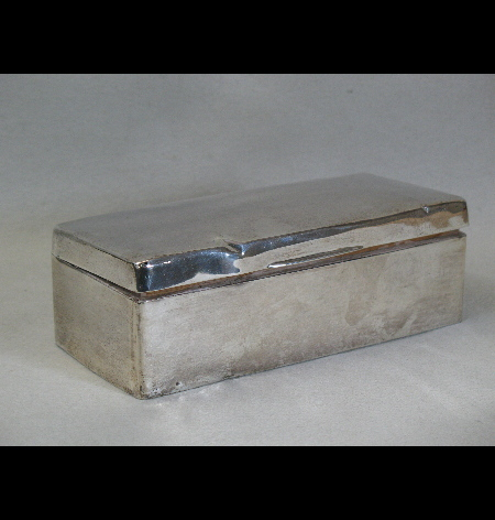 A presentation cigarette box